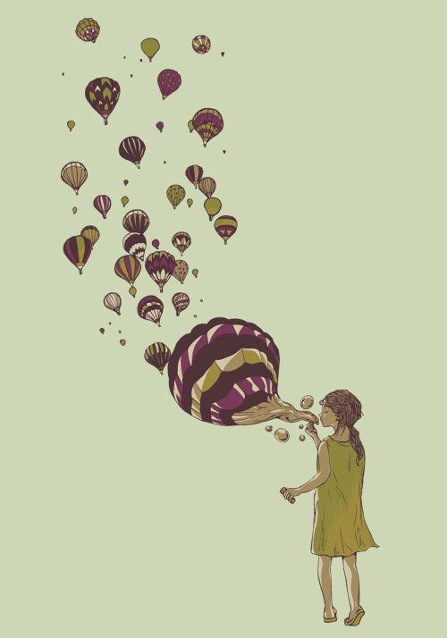 Amaze Me, by Hue Bucket