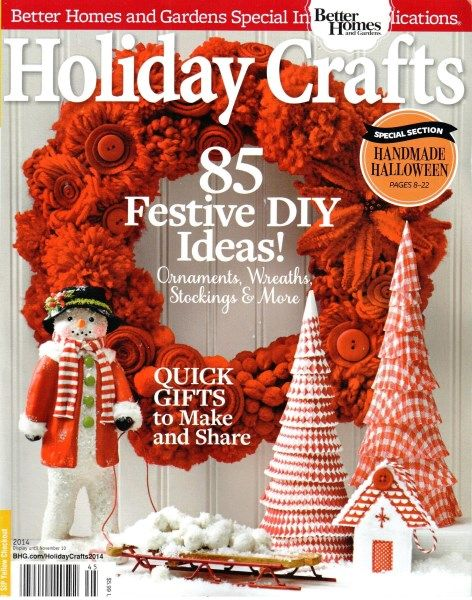 13 best images about favorite books of my trade on Better homes and gardens christmas special