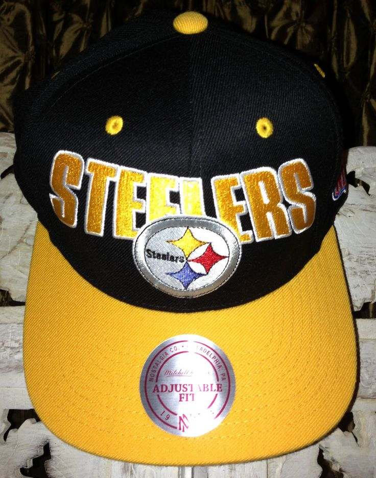Amazoncom: vintage steelers hat
