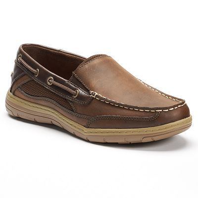 Croft & Barrow Men's Slip-On Boat Shoes | Husband's style ...
