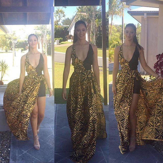 JO'LI Elei Designs - polynesian dresses
