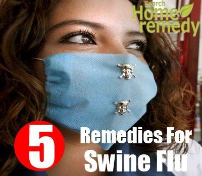 5 Home Remedies For Swine Flu