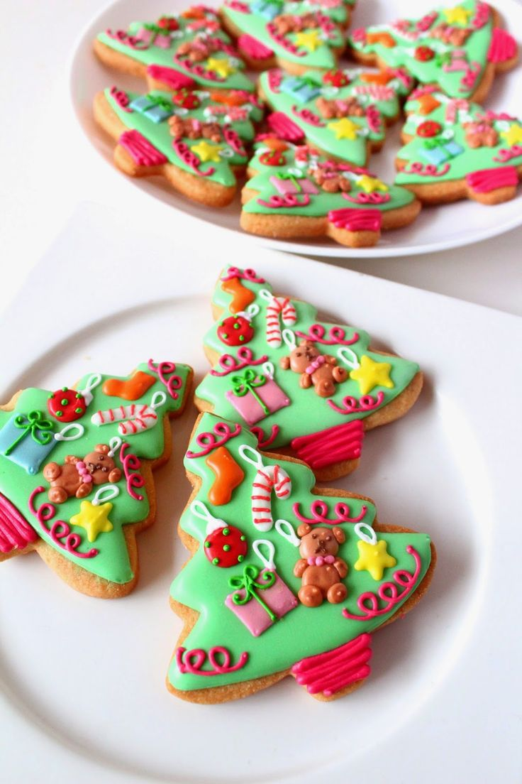 Christmas cookies - these are so awesome!