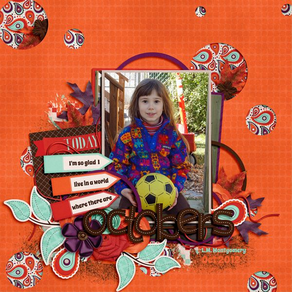 Outstanding October and Journal Cards by Queen Wild Scraps   Cut It Out Cu Templates by Inspired By You Designs