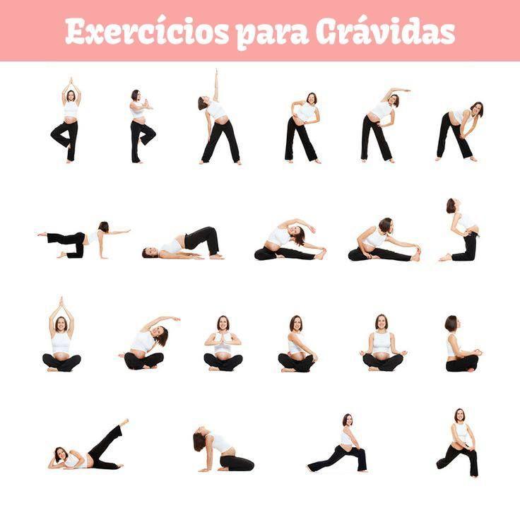#Exercício_Para_Grávidas #babysteps #infográficos #desporto #exercício #físico…