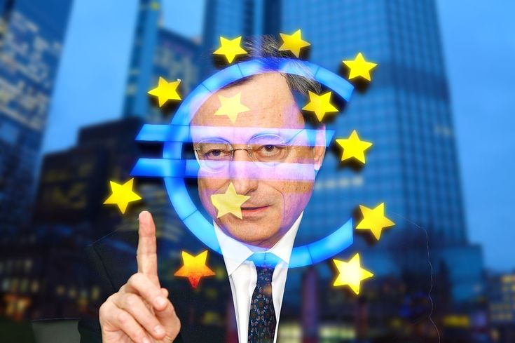 Mario Draghi has reportedly said that the European Central Bank (ECB) is closely monitoring distributed ledger technology (DLT) such as the blockchain within the payment systems to avoid risks of fragmentation of the market.   #blockcghain #blockchain #blockchain innovation #blockchain regulation #blockchain technology #distributed ledger technology #dlt #ecb #ecb president #european central bank #financial innovation #focus