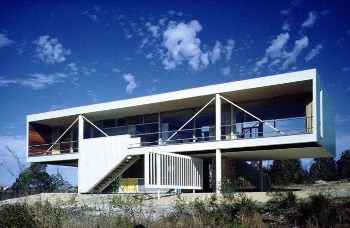 'Harry Seidler: Architecture, Art and Collaborative Design' Exhibition
