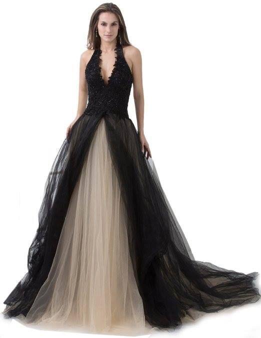 vestido de noche!