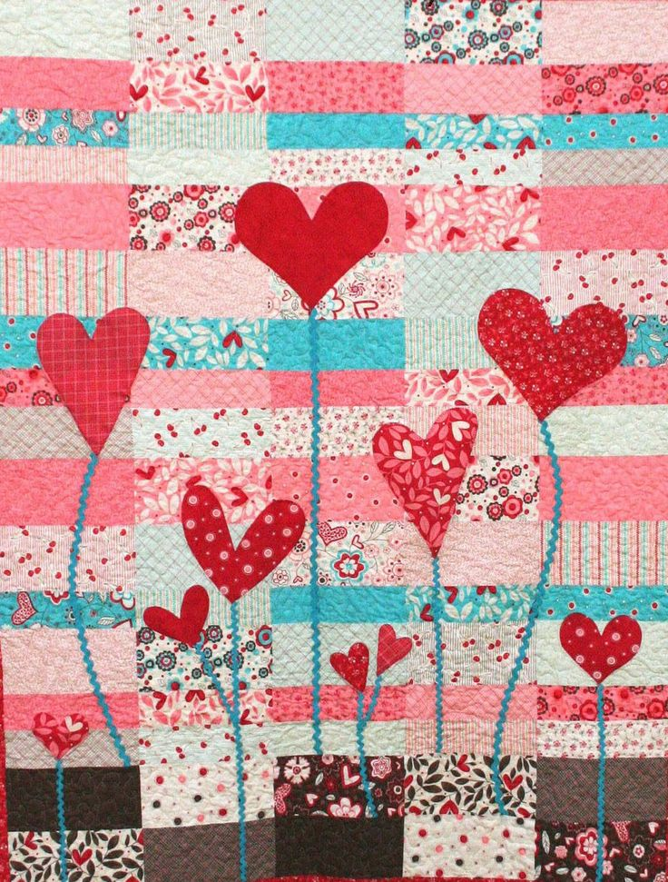 339 best quilting images on Pinterest | Cottage, Creative and Heart