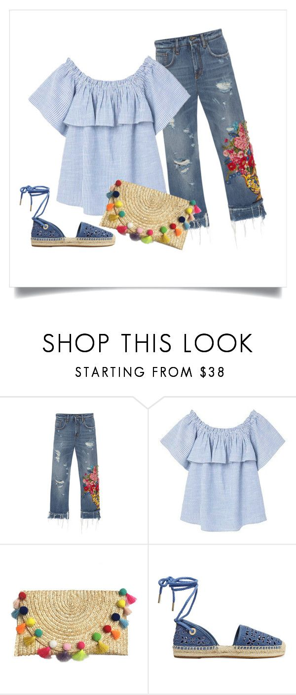 """""""chilling"""" by chloeathome on Polyvore featuring Dolce&Gabbana, MANGO and MICHAEL Michael Kors"""