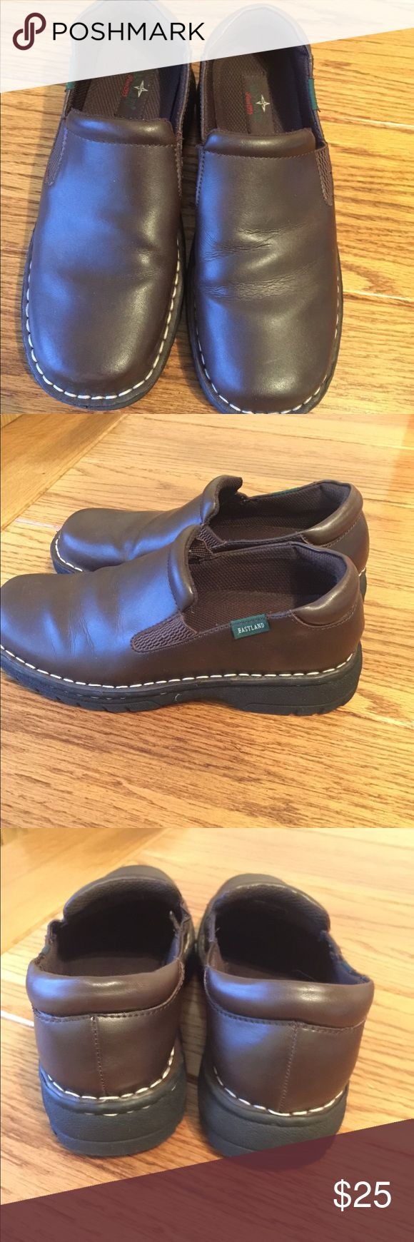 Eastland shoe Youth size 4 1/2 like new leather uppers. Eastland Shoes
