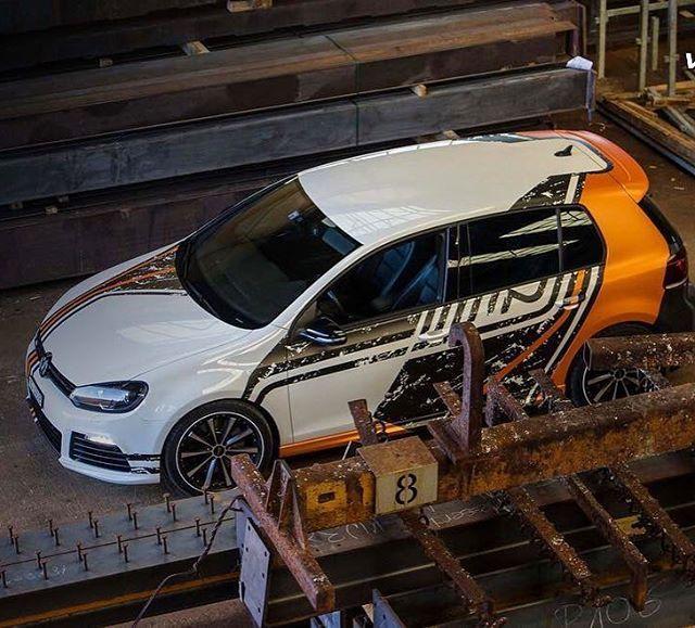 @lituta VW Golf VI R - design for @wrapex The car looks even better than on the layout , Thx! #litutagraphics #lituta #litutadesign #wrapex #switzerland #switzerlandwraps #vw #vwgolfr #golf #golfr #mk6 #wrapchanel #wrappedworld #wrapermapper #wrapfolio #tuningfansschwaiz