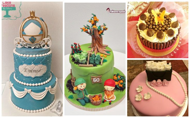 These are the World's Breathtaking Cakes that were made possible by Fantastic Cake Decorators in the planet who continuously inspire other cake lovers.