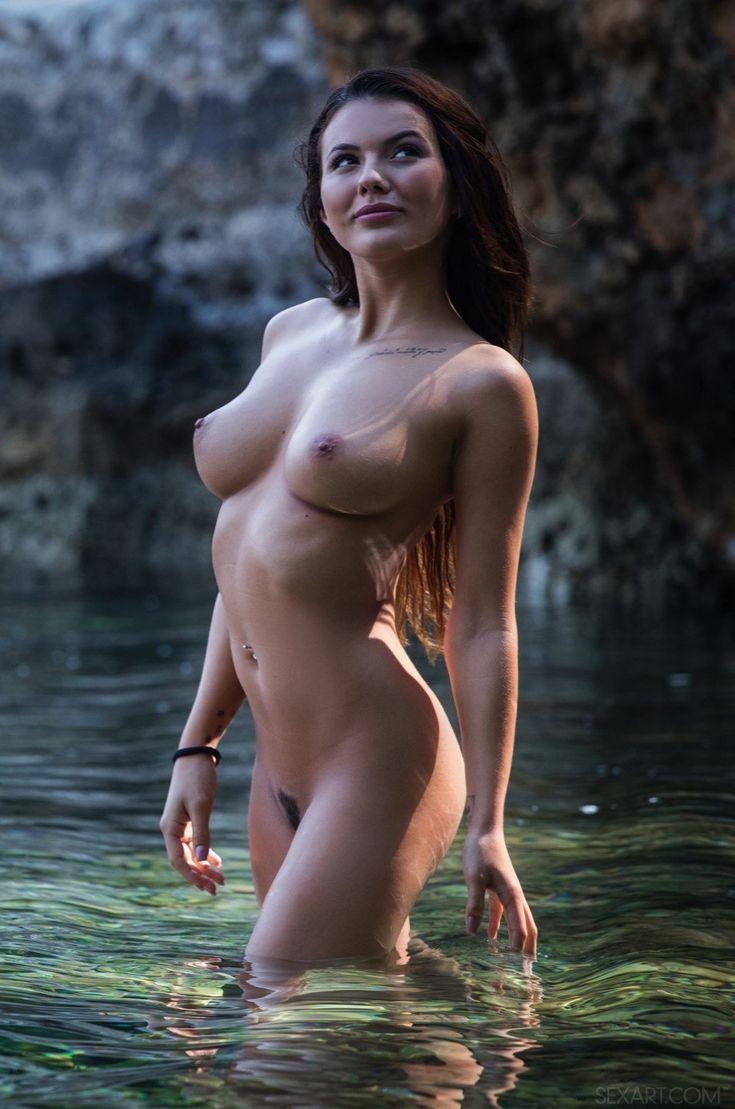 Nude bush female athletes