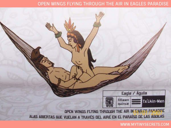 Eagle Fly Sex Position
