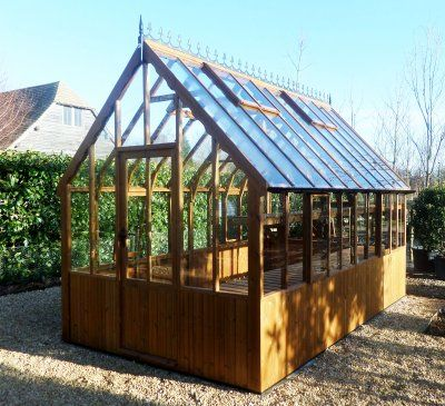Swallow Eagle 8x20 Wooden Greenhouse