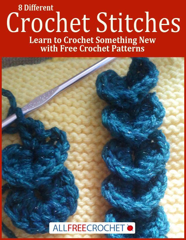 Learn to Crochet Book | eBay