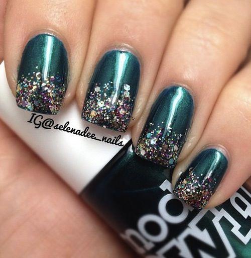 BEAUTY TWITPIC REPORT: Glitter nagels & Chanel No.5   I LOVE FASHION NEWS