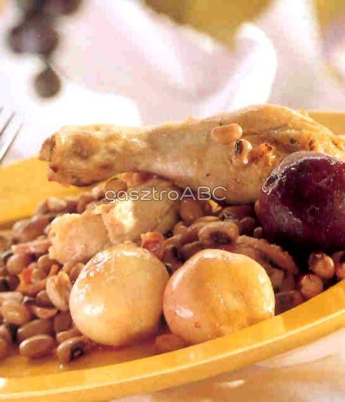 Babos csirke breton módra | Receptek | gasztroABC