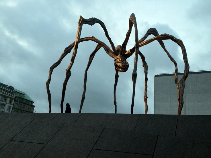 Louise Bourgeois in der Kunsthalle Hamburg