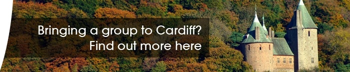 Tourist Attractions in and around Cardiff