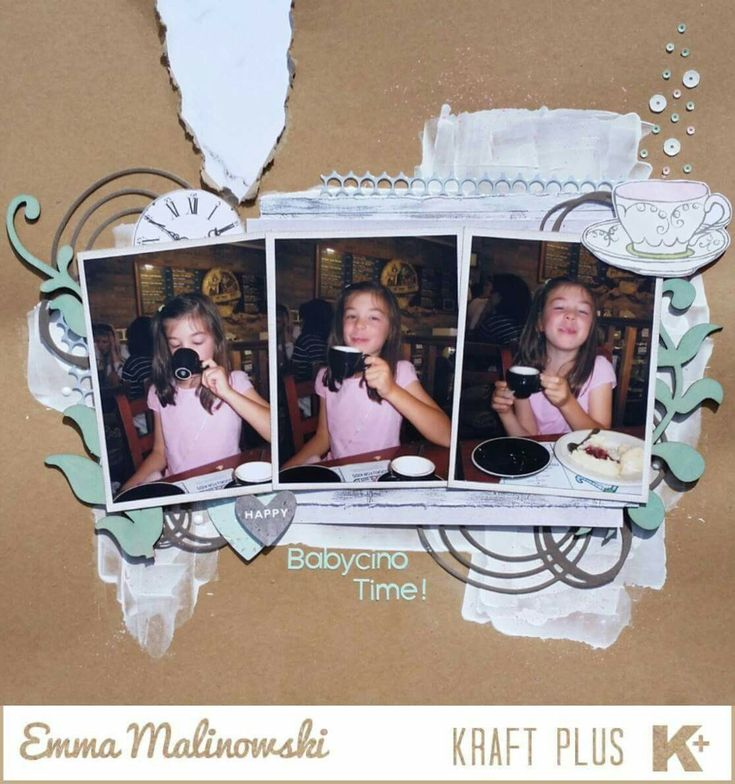 Kraft Plus January - Caffeine Hit | Emma Malinowski DT