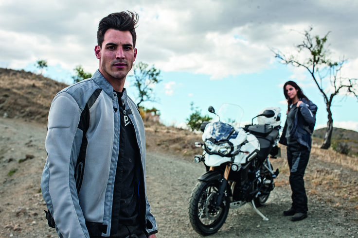 drift sport motorcycle jacket | triumph motorcycles | the triumph