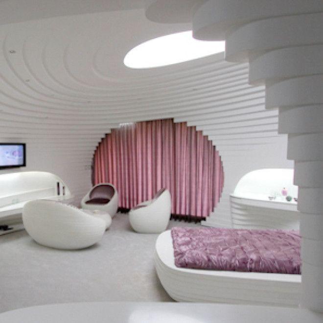 1132 best avant garde unique futuristic interiors images for Avant garde interiors