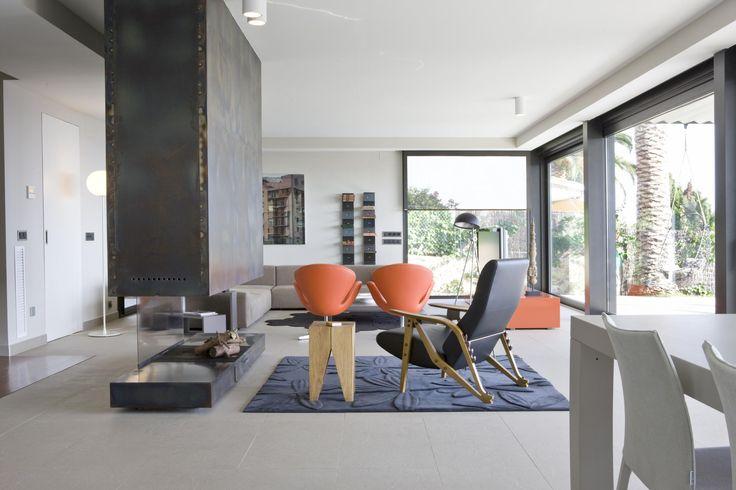 Casa abierta al paisaje en lloret de mar vilablanch - Estudios de arquitectura en barcelona ...