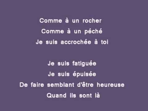 17 best images about lara fabian on pinterest so in love watches and vows - Chanson je suis malade ...