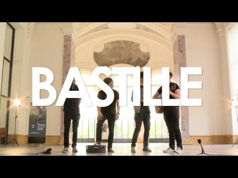 bastille pompeii acoustic strings