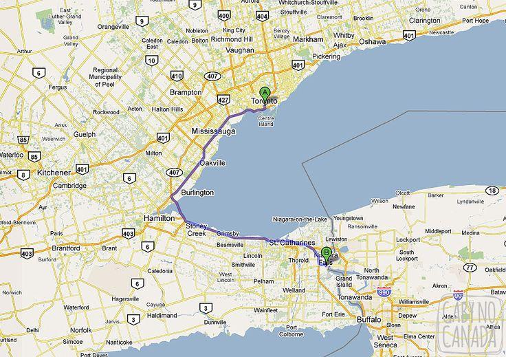 Um dos passeios que os turistas devem fazer quando estiverem em Toronto é uma visita a região de Niagara. Niagara é conhecida pelas cataratas (Niagara Falls) e também por ser destino de casais americanos...