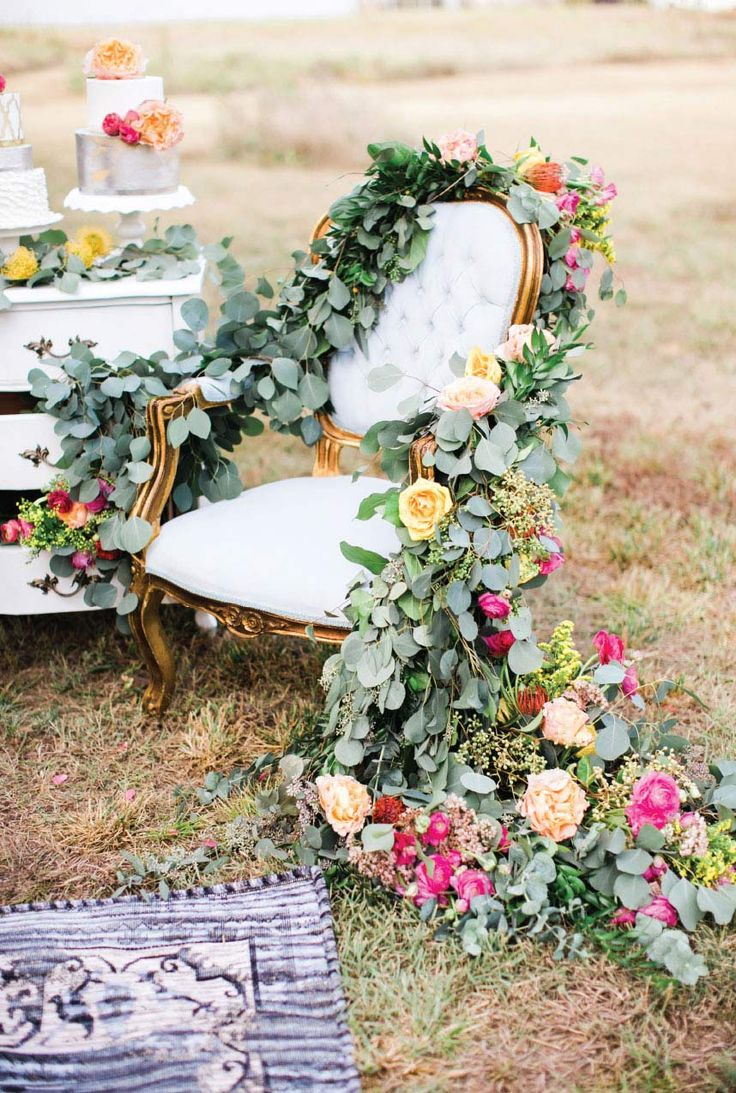 wedding flowers okc 76 best chair treatments images on oklahoma 9620