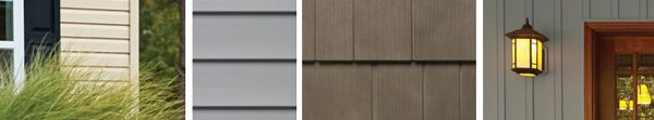 Lap Siding, Vertical Siding, Insulated Siding, Home Shingles by Mastic