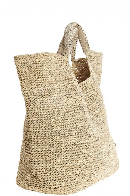 website-ideas for crocheting raffia totes