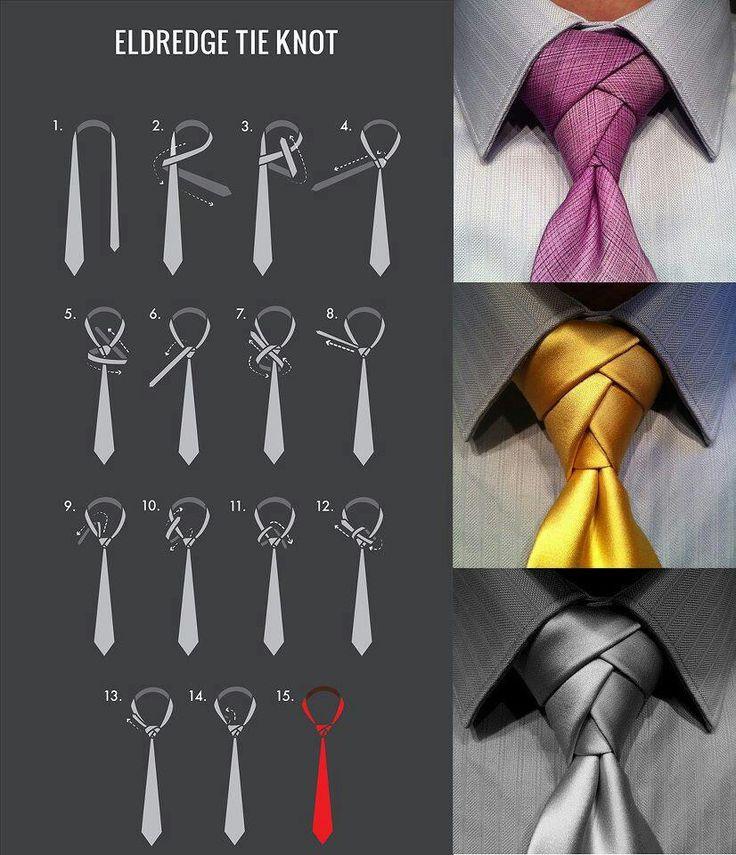 ¡A practicar! #corbata Nudo de corbata
