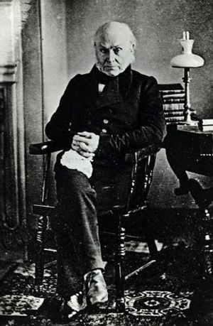 6. John Quincy Adams  http://www.wikitree.com/wiki/Adams-12  #wikitree #genealogy #presidents