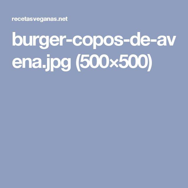 burger-copos-de-avena.jpg (500×500)