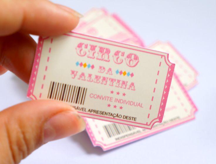 Convite individual - Utilizado para controlar a quantidade de convidados.    Alta qualidade de impressão  Corte em formato especial        Para qualquer dúvida, estaremos a disposição.