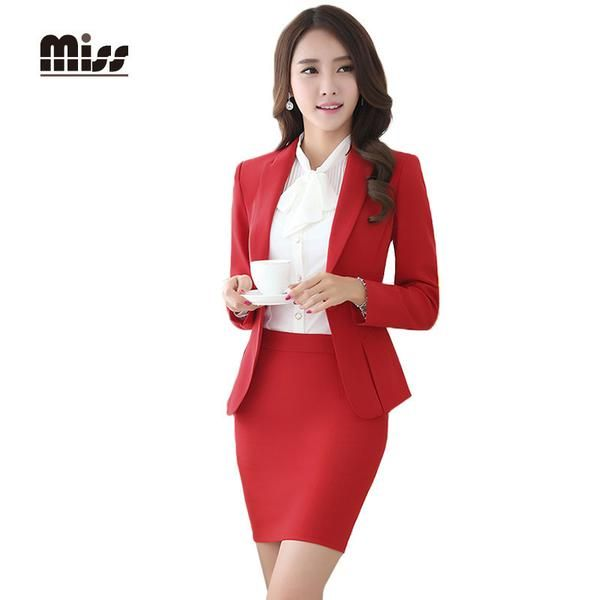 Gender: WomenItem Type: Skirt SuitsDecoration: Rufflesis_customized: YesClothing Length: RegularClosure Type: Single ButtonMaterial: PolyesterDresses Length: Above Knee, MiniCollar: NotchedSleeve Length: FullMaterial Composition: PolyesterModel Number: office uniform designs womenSkirt Suit Gender: Women,LadiesSkirt Suit Colors: Office Uniform Designs WomenSkirt Suit Season: Spring,AutumnSkirt Suit Suit Type: Womens Office Uniform Designs Suits Blazer With SkirtSkirt Suit Iterm: Women Formal…