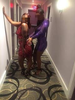 See What Happened To These Two Ladies After Attending An All Night Party (Photos)
