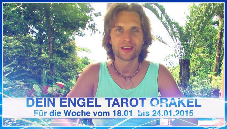 Dein Engel Tarot Reading für die Neumond-Woche vom 18.01.2015 bis 24.01....