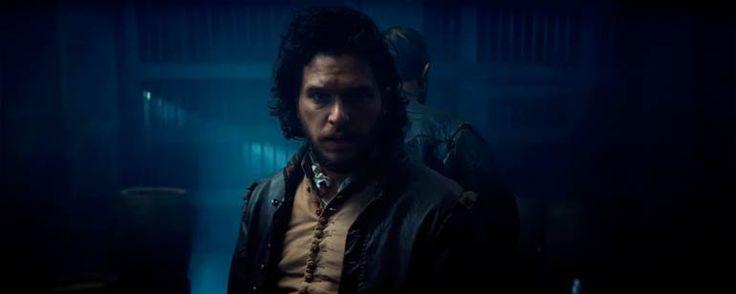 Noticias de cine y series: 'Gunpowder': primer 'teaser' de la nueva serie protagonizada por Kit Harington