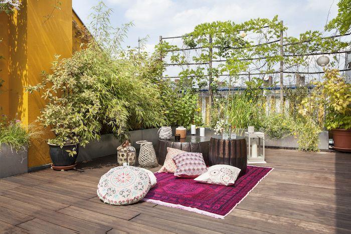 les 341 meilleures images du tableau terrasse sur pinterest. Black Bedroom Furniture Sets. Home Design Ideas