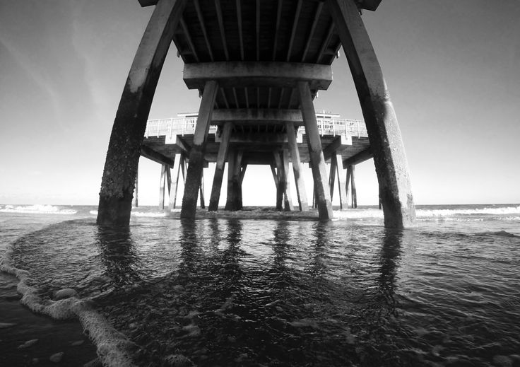 1287 best my gopro pics images on pinterest bigfoot for Tybee island fishing pier