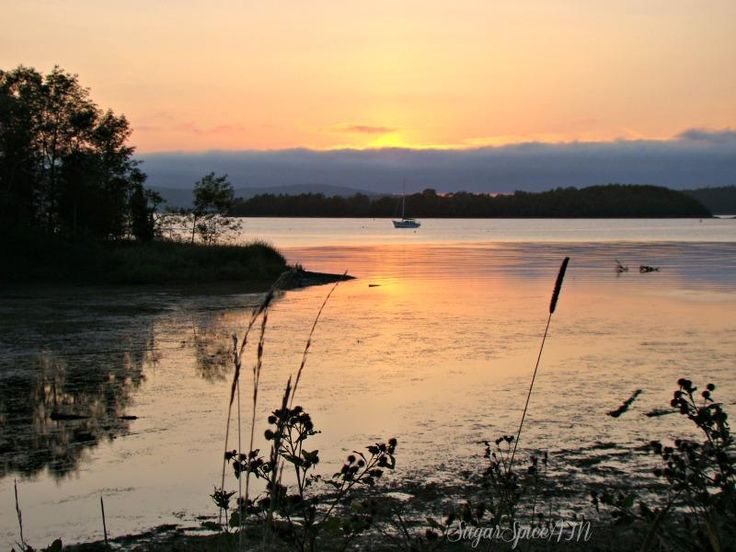 Love evenings and rivers esp. the Kennebecasis River.#Beauty. pic.twitter.com/6F6Ub9Jo5n