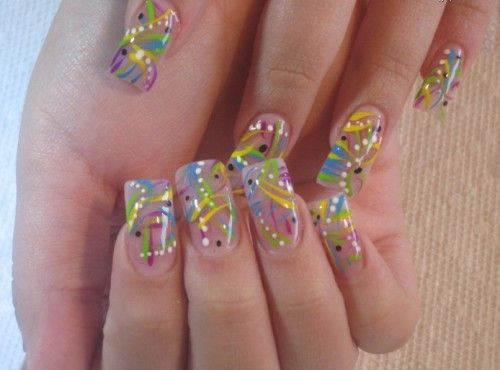 Nails Art: 25+ Best Ideas About Solar Nail Designs On Pinterest