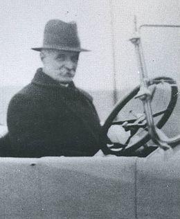 Marius BERLIET.1921