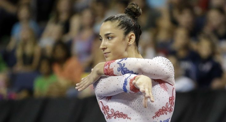 The Needham native took second place at the U.S. gymnastics championships.