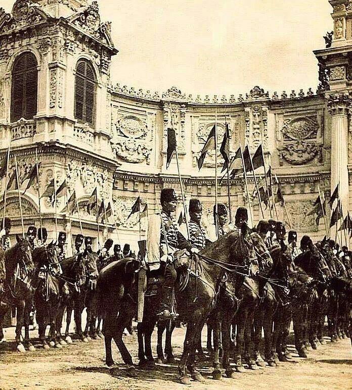 Dolmabahçe 1912